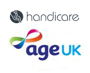 Handicare, working with Age UK