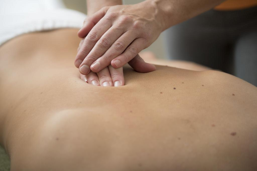 massage musculaire