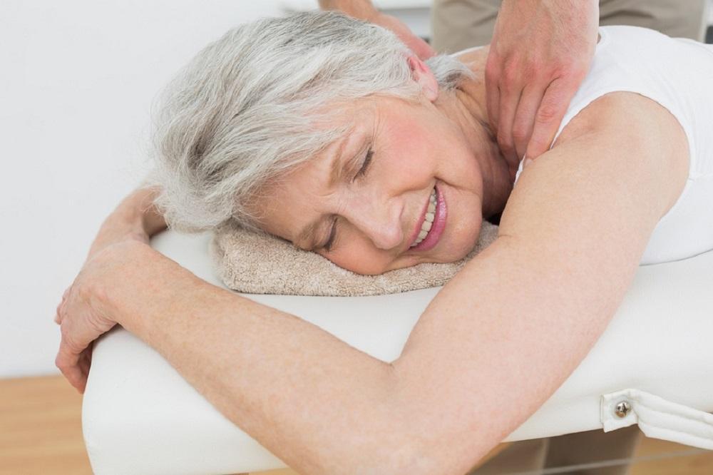 massage arthrite