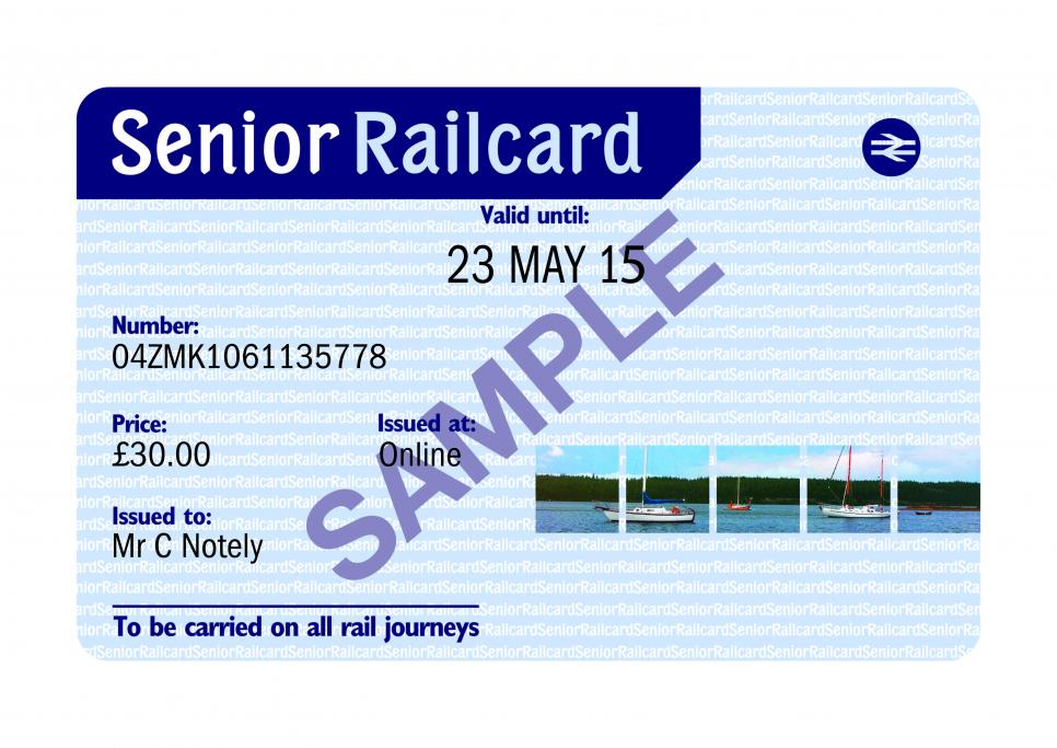 Take Advantage Of An Exclusive Senior Railcard Discount With Age Uk Mobility