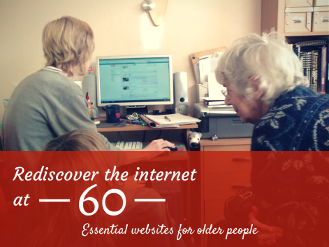 Websites for old people