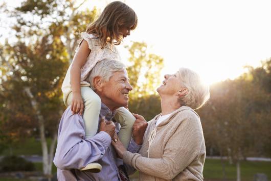 Grandparent and Grandchildren activity ideas