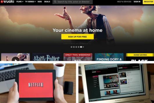 watch free movies on wii u internet browser