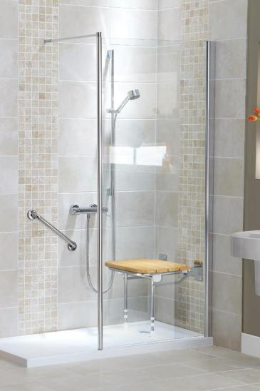 Elegant Walk In Baths And Showers From Age UK