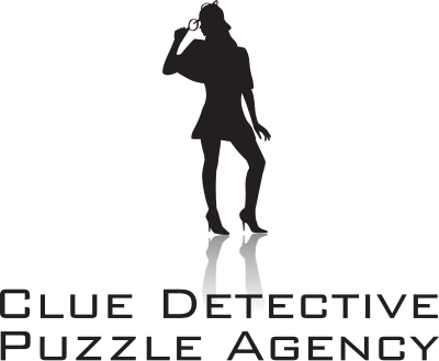 Clue Detective Puzzle Agency